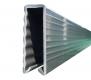 Profilé de finition Longueur 2m50 pour kit M55