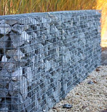 Gabion Como Cube décoratifs - Côté Clôture