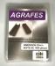 Agrafes grises pour grillage (*1000) VR20 COMPATIBLE AVEC PINCE RAPID FP 222