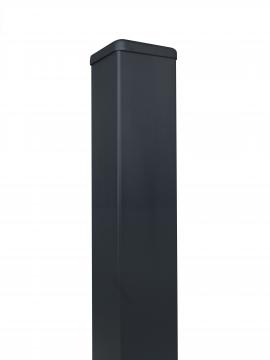 Poteau aluminium 100 x 100