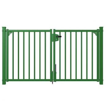 Portail Bardo - Vert 6005