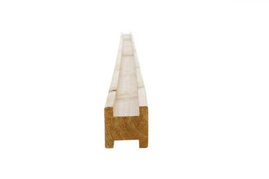 Poteau bois Extra intermediaire - L 2m70