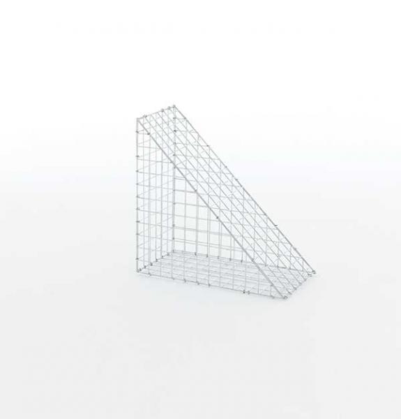Gabion Como Triangle décoratifs