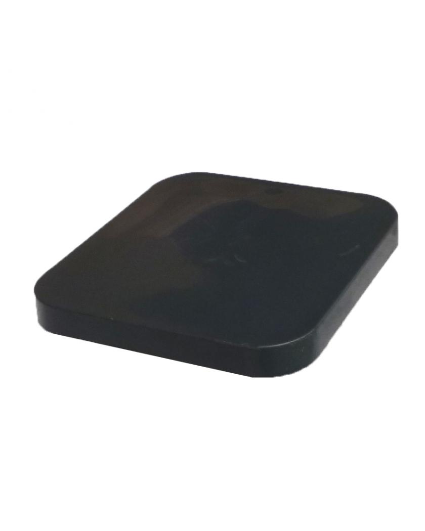 Chapeau Cost - PVC - Gris anthracite