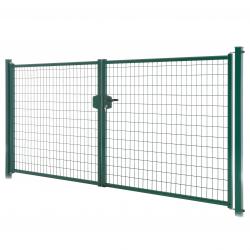 Porte de jardin Grace - Vert 6005