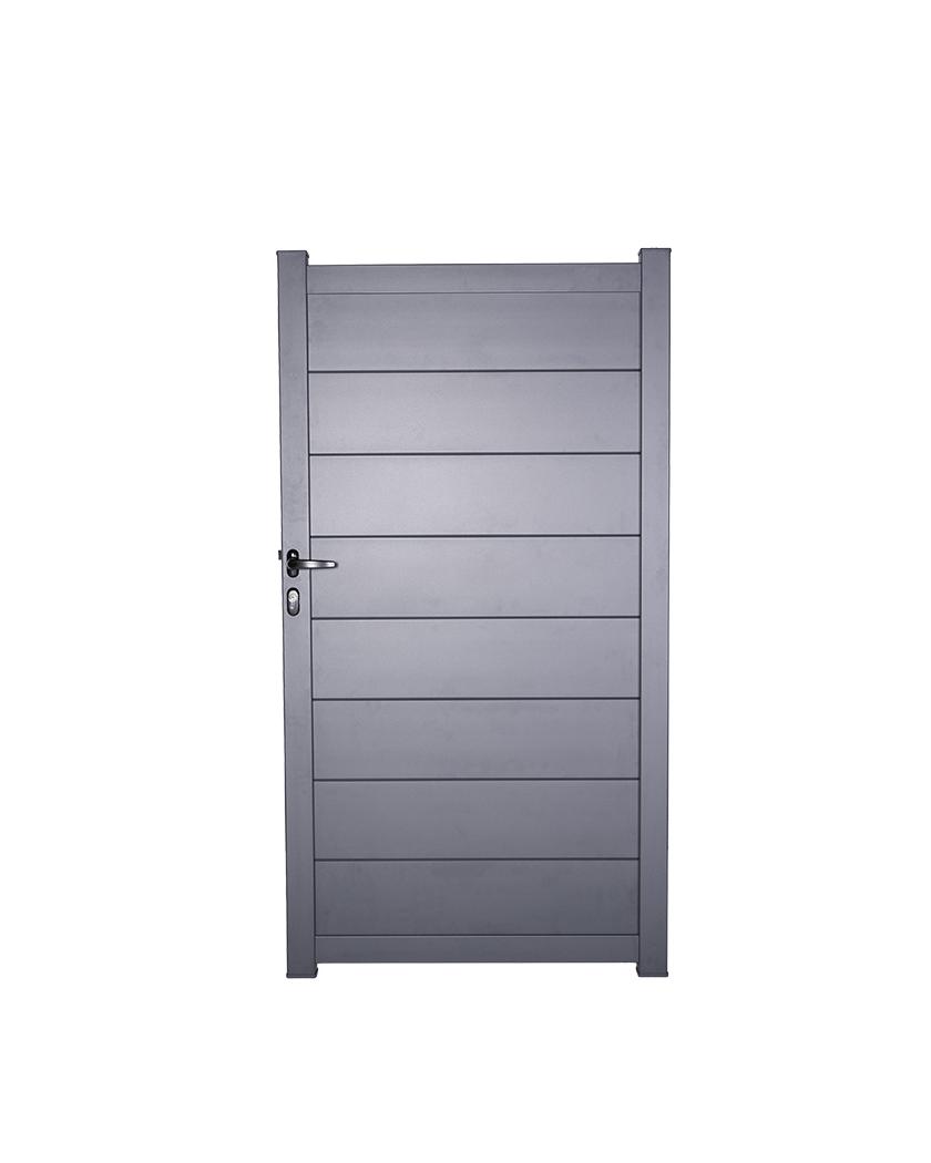 Portillon Aluminium Dakota - P 1m