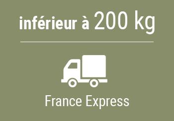 Livraison par France Express
